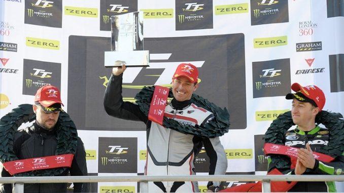 TT Zero motorcycle