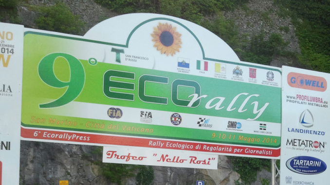 Ecorally San Marino 2014