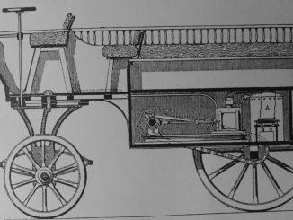 Storia. La prima auto alimentata ad idrogeno