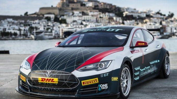 Autosportint Electrci GT