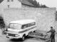 mercedes benz electro transporter 1972