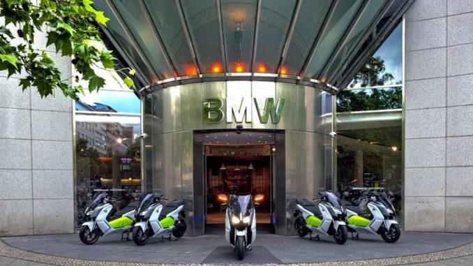 BMW Berlino