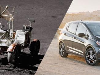 Chevrolet Bolt EV - Lunar Rover