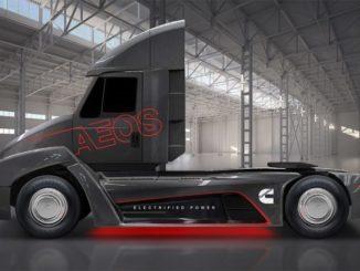 Camion AEOS Concept