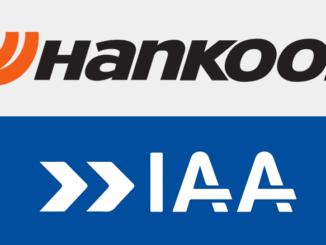 Loghi Hankook - IAA