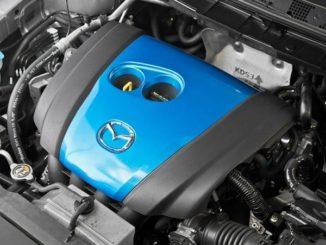 SKYACTIV-X motore Mazda