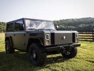 Truck elettrico Bollinger b1