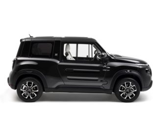 Citroen e-mehari courreges black