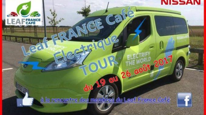 Nissan e-NV200 camper elettrico