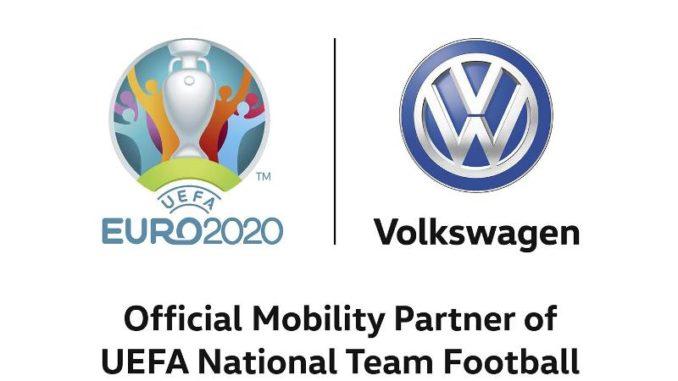 Volkswagen mobility partner UEFA