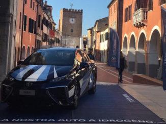 Toyota Mirai Venezia