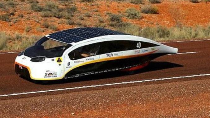 solar team eindhoven stella vie