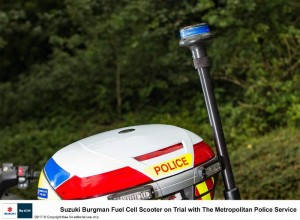 Scooter Burgman Fuel Cell
