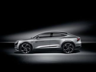 Concept car Audi Elaine guida automatizzata
