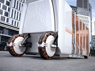 Hankook Tire pneumatici del futuro - autobine
