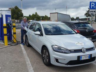 EMN e Volkswagen e-Golf