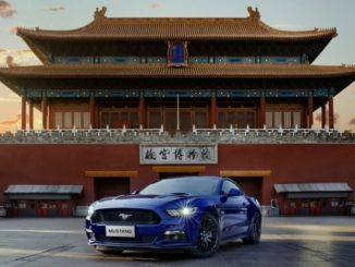 Ford Mustang in Cina