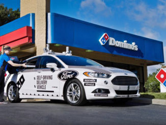 Ford e Domino's Pizza