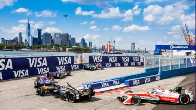 Formula E a New York
