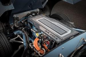 Jaguar Land Rover E-type Zero