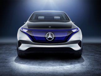 Mercedes Benz EQ Concept
