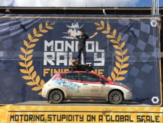 Plug In Adventures Mongol Rally challenge