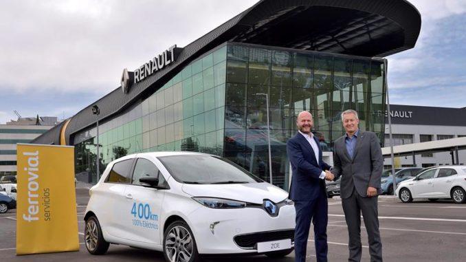 Renault e Ferrovial