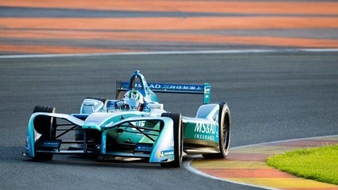team andretti 2017 fia formula e championship