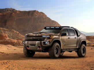 chevrolet colorado zh2 hydrogen fuel cell vehicle
