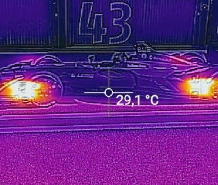 infrarosso vettura buemi