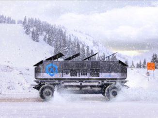 Silent Utility Rover Universal Superstructure SURUS platform
