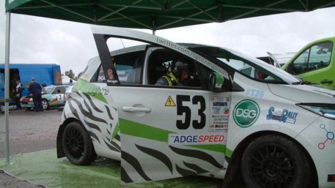 renault zoe rally 14