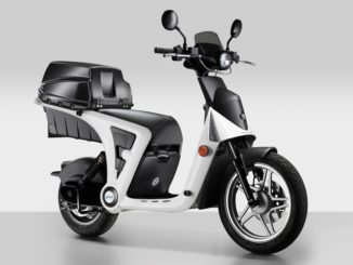 scooter peugeot 2.0 powered by genze