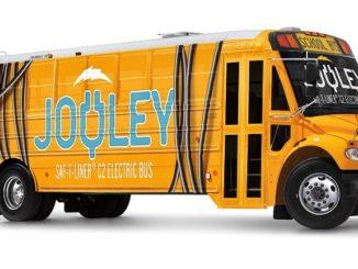 daimler electric school bus