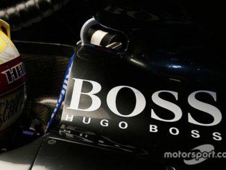 hugo boss formula e