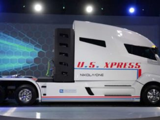 Tesla Nikola One Semi