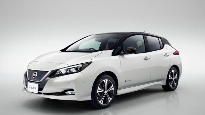 Nissan Leaf Guangzhou
