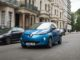 renault zoe green apple