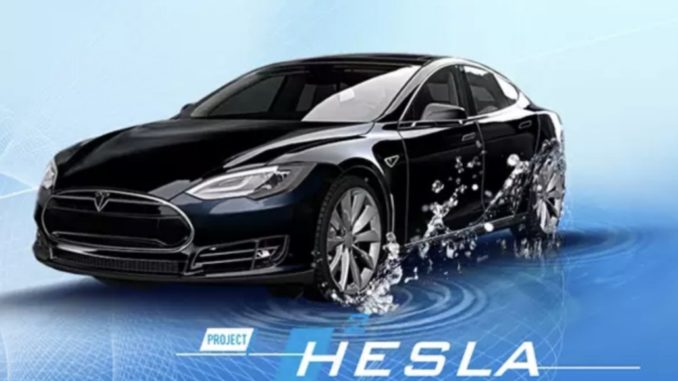 tesla hesla fuel cell