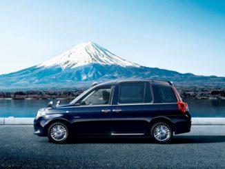 Toyota JPN Taxi Tokyo Motor Show