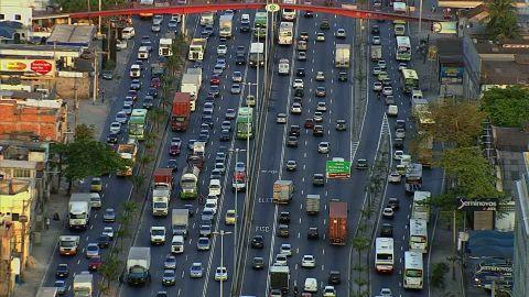 Traffico Rio de Janeiro