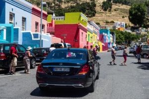 Mercedes-Benz Intelligent World Drive South Africa