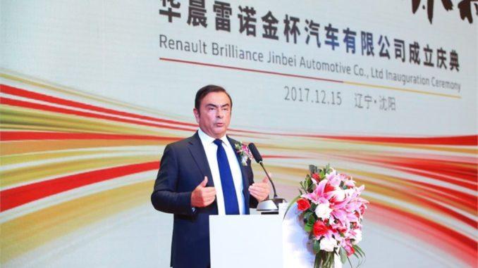 Groupe Renault e Brilliance