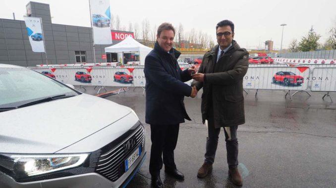 Hyundai Ioniq Bologna