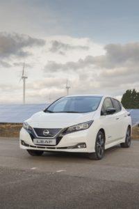 Nuova Nissan Leaf Sunderland