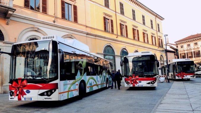 Bus BYD Novara