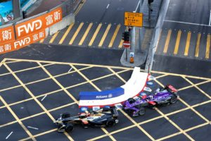 Hong Kong ePrix 2017 gara 1