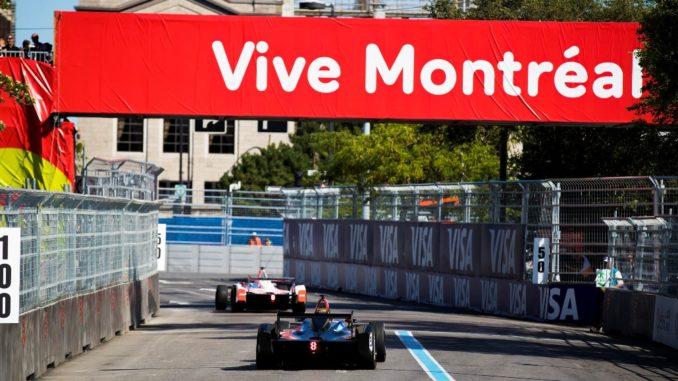 Cancellata Formula E Montreal