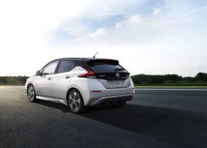 Nissan Leaf 2.zero