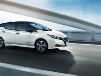 Nissan Leaf Awarded